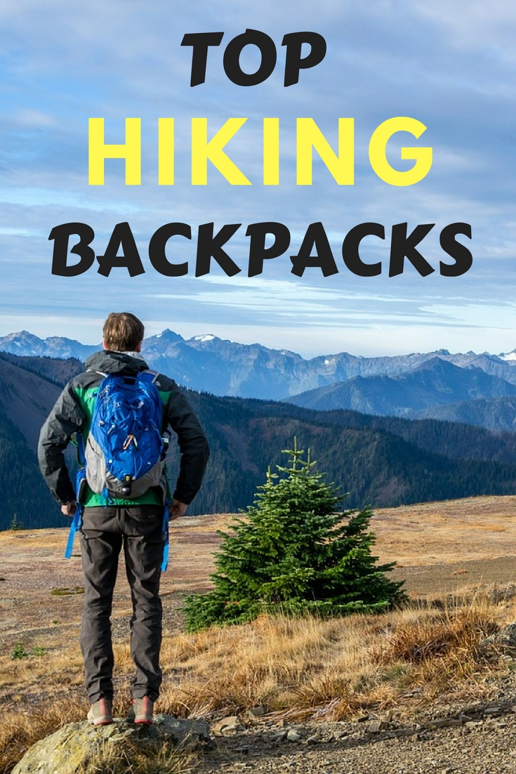 Best Hiking Backpack: A Practical Guide - Finding the best hiking backpack for you is an extremely important decision, whether you're doing a multiple day mountain summit, or just going for a backcountry camping adventure, you need to have the best fitting, lightweight, and fully-outfitted pack. #travelgear #packing #bestbackpacks via @nomadbeautiful