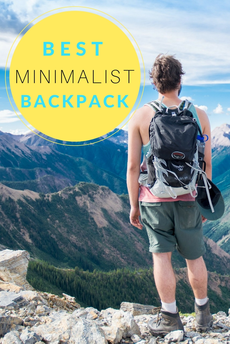 Best Minimalist Backpack