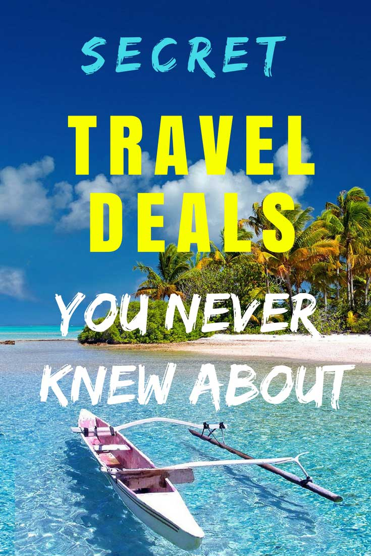 travel dealsa