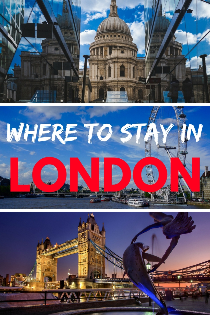An ultimate guide that will break down the central area of the city into bite size pieces, to help you decide where to stay in London for your visit. #London #LondonHotels #besthotels