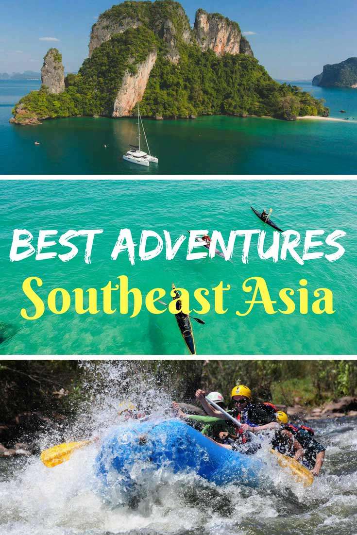 adventures in Southeast Asia