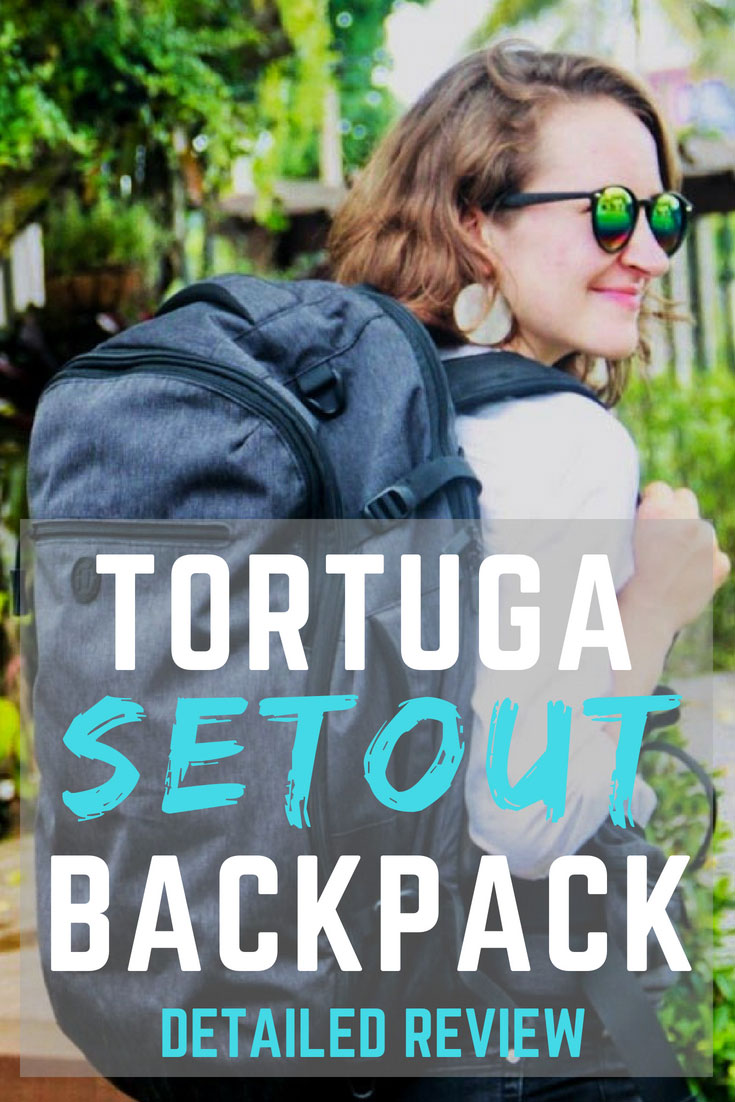 Tortuga Setout Backpack: A Detailed Review