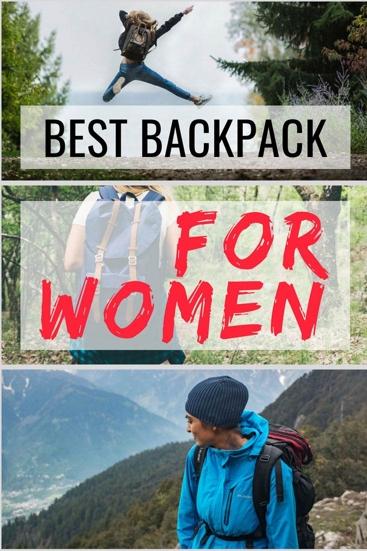 Check out our ultimate guide to the best backpack for women. #Women #Backpack