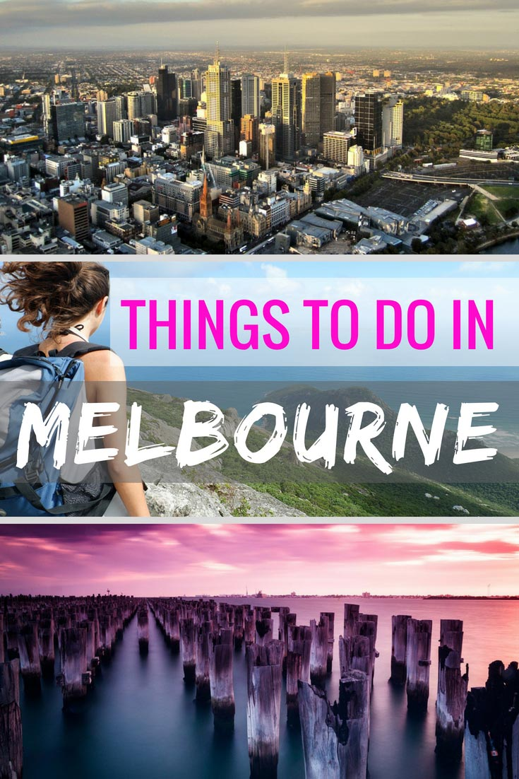 Explore these amazing things to do in Melbourne! #Melbourne #Australia #travel