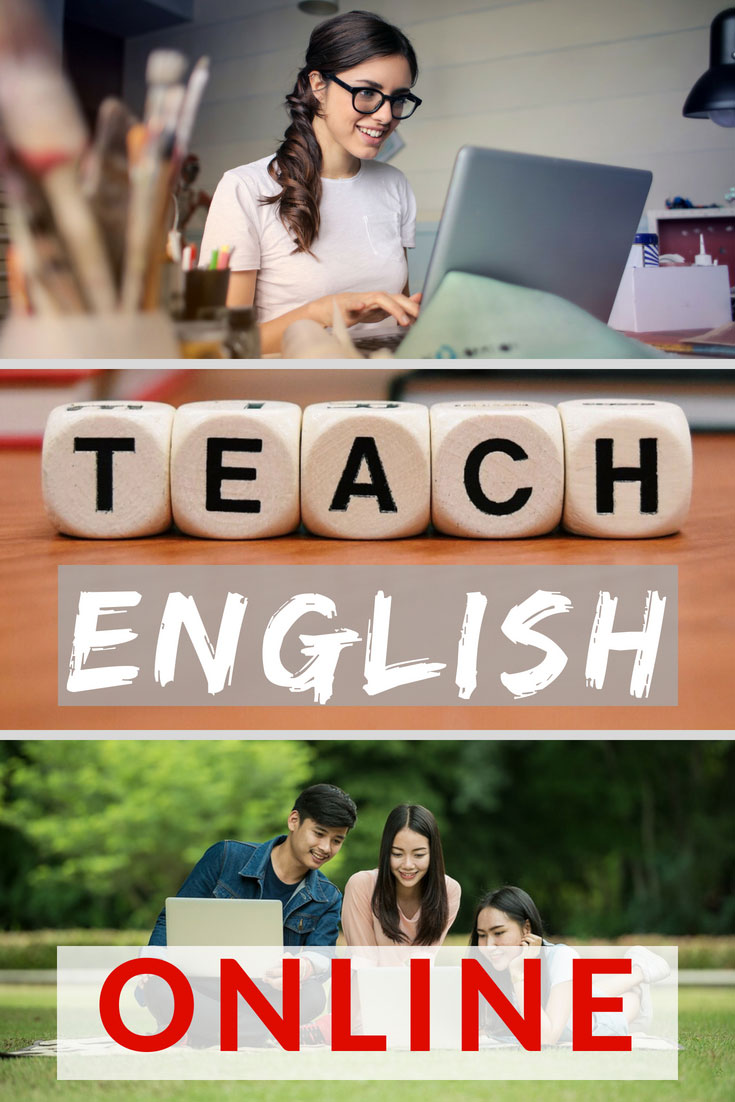 Check out our guide on how to Teach English Online