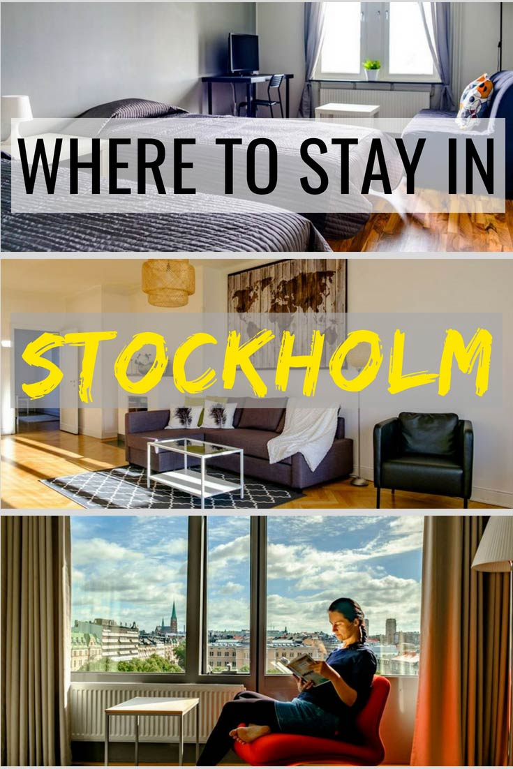 Check out our ultimate guide to where to stay in Stockholm. #Stockholm #Sweden #besthotels