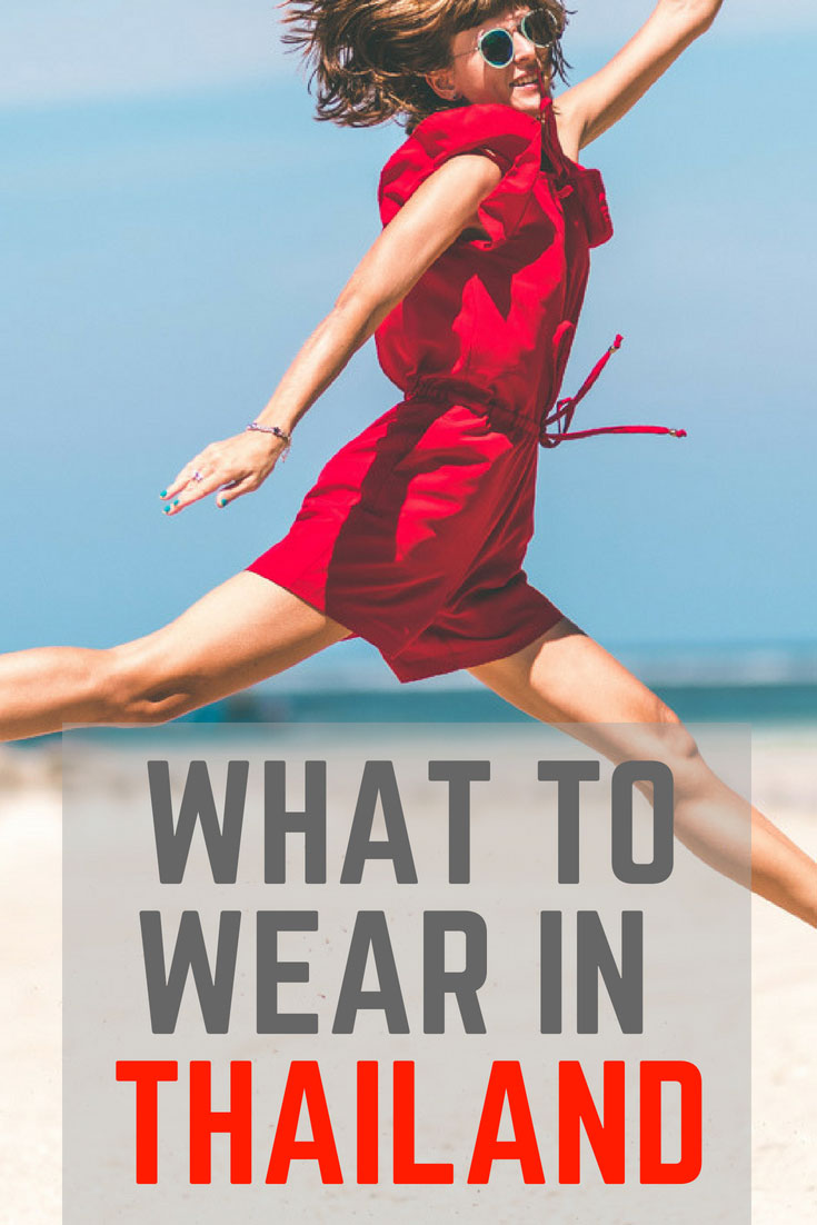 Check out our ultimate guide on what to wear in Thailand #Thailand #Fashion #whattowear #Asia