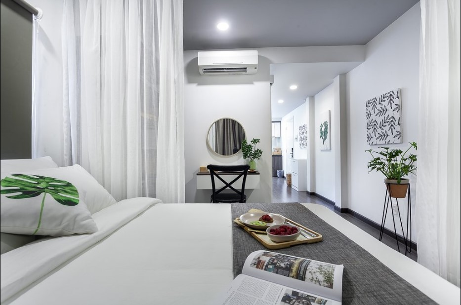 where to stay in Ho Chi Minh