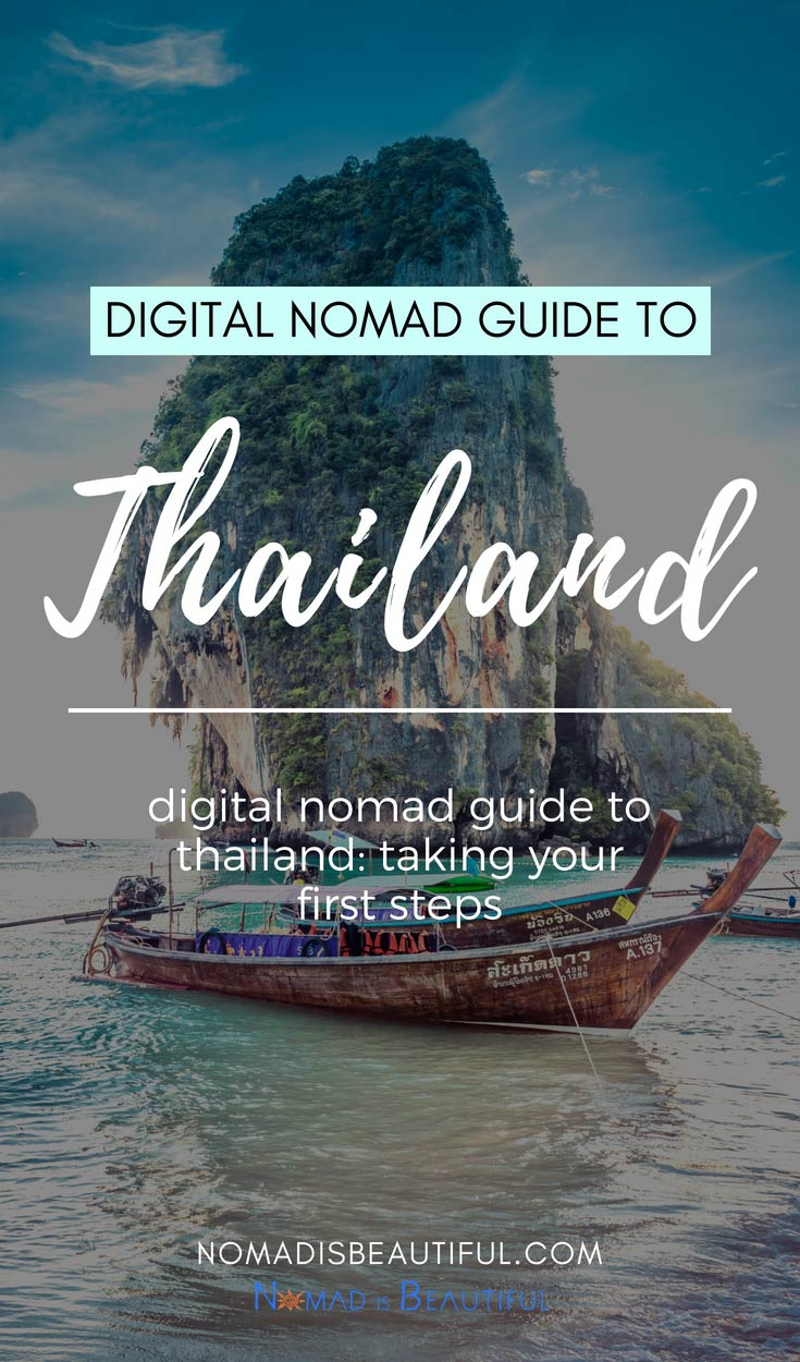 Digital Nomad Guide to Thailand: Taking Your First Steps