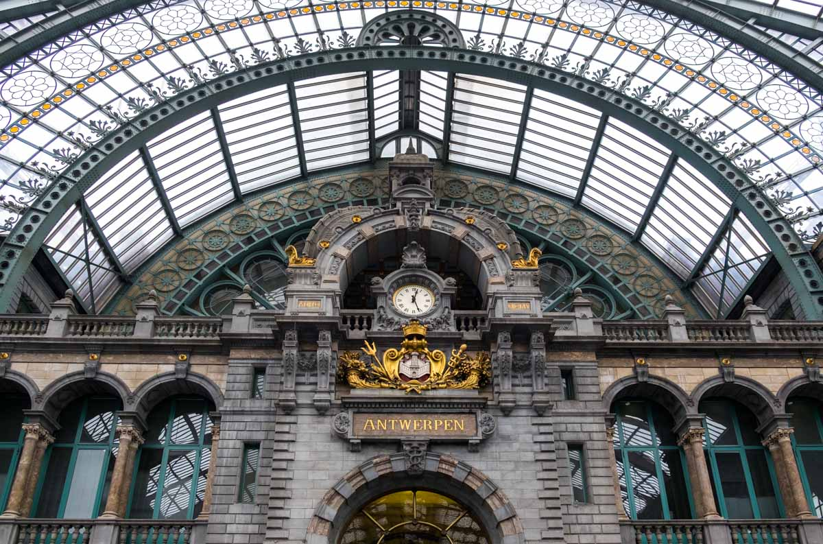 things to do in Antwerp