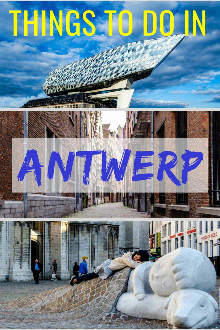 Check out our ultimate guide on the things to do in Antwerp. #Antwerp #Belgium