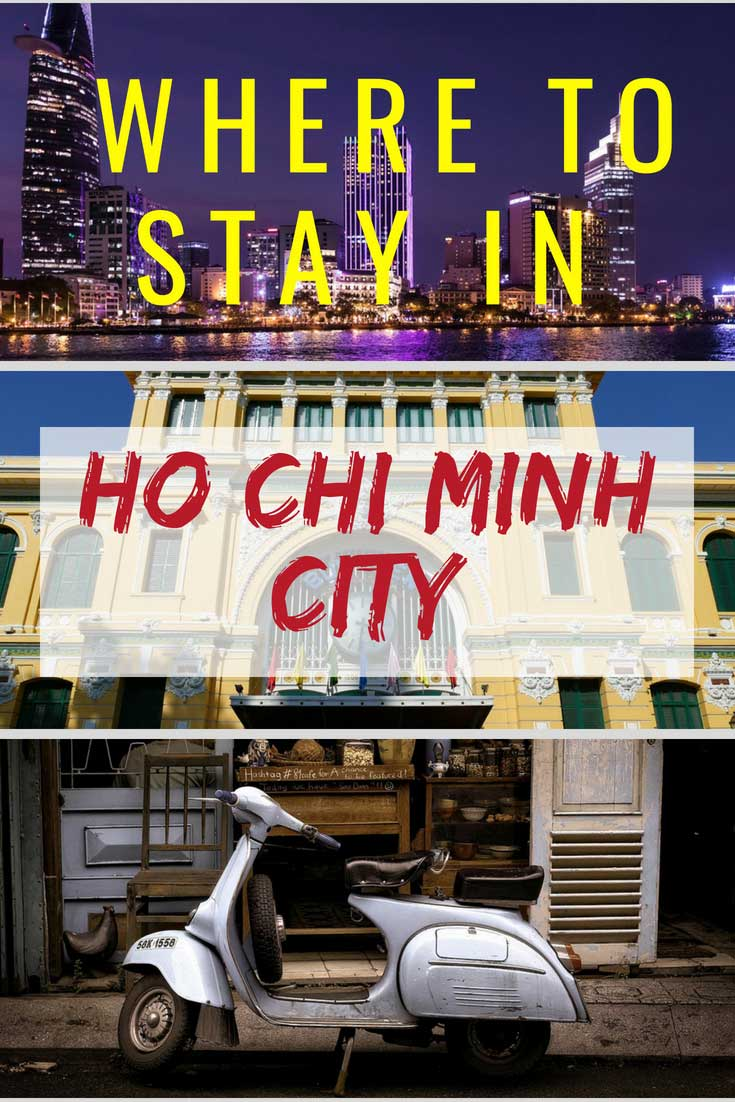 Your Ultimate Guide to Where to Stay in Ho Chi Minh City #HoChiMinh #besthotels #Saigon