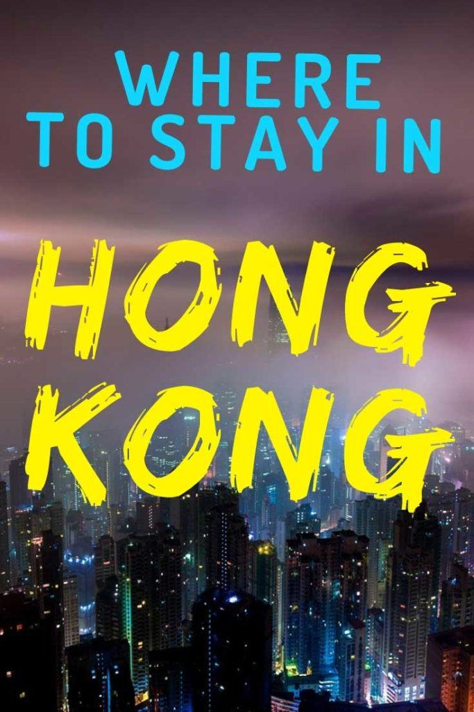 Check out our ultimate guide on where to stay in Hong Kong with the tips on the best hotels and neighborhoods. #Hongkong #TravelGuide