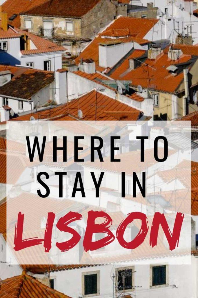 Check out our ultimate guide to where to stay in Lisbon. #Lisbon #Portugal #besthotels