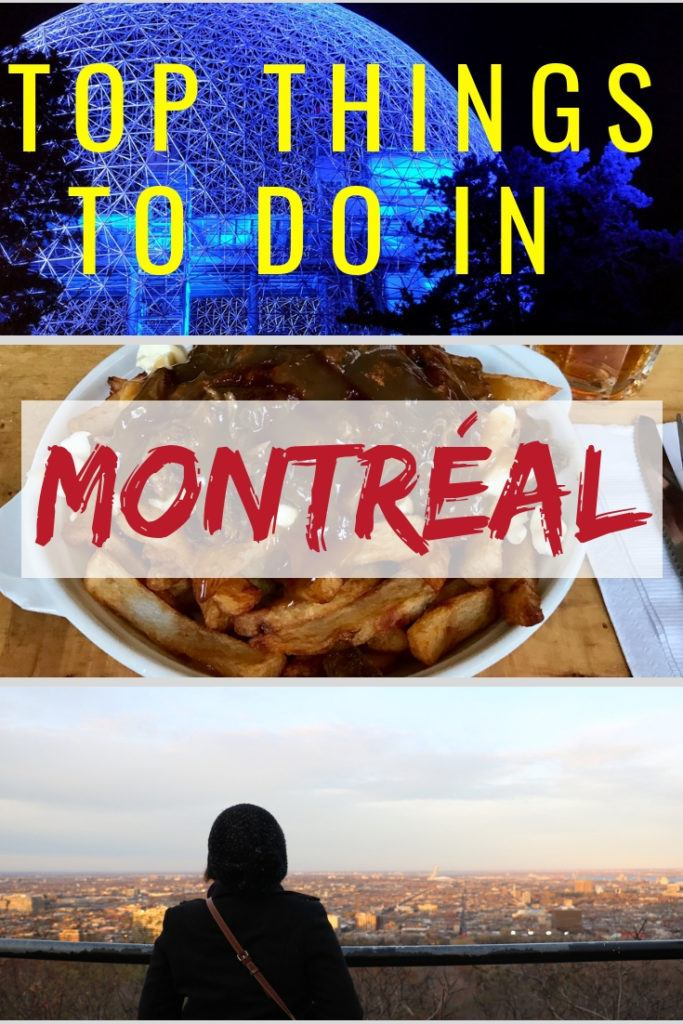 Check out our ultimate guide to the things to do in Montréal. #Montreal #Quebec #Travelguide #Canada