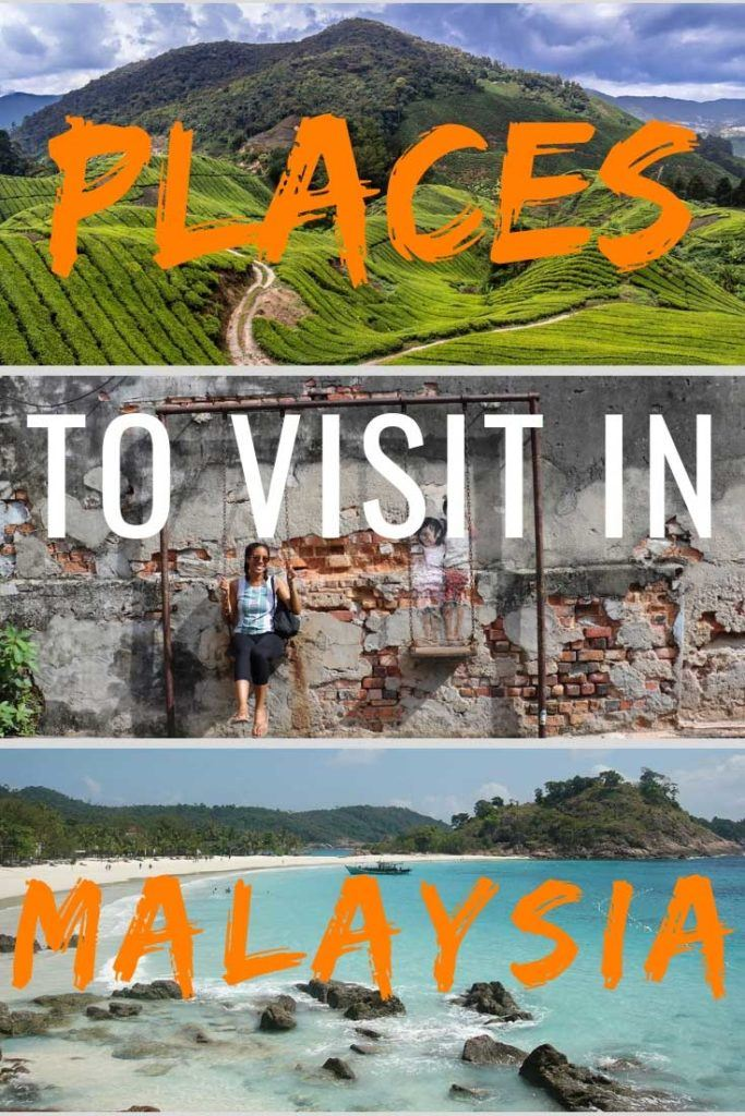 Check out our top tips on the places to visit in Malaysia. #Malaysia #travel