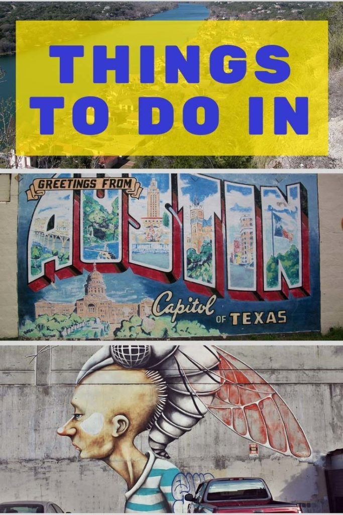 Check out local tips on things to do in Austin. #Austin #Texas #Travel