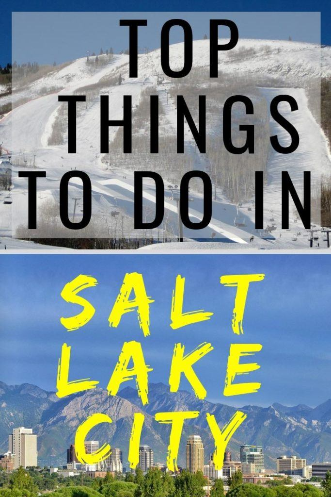 Check out awesome tips on things to do in Salt Lake City. #SaltLakeCity #TravelGuide #travelUSA