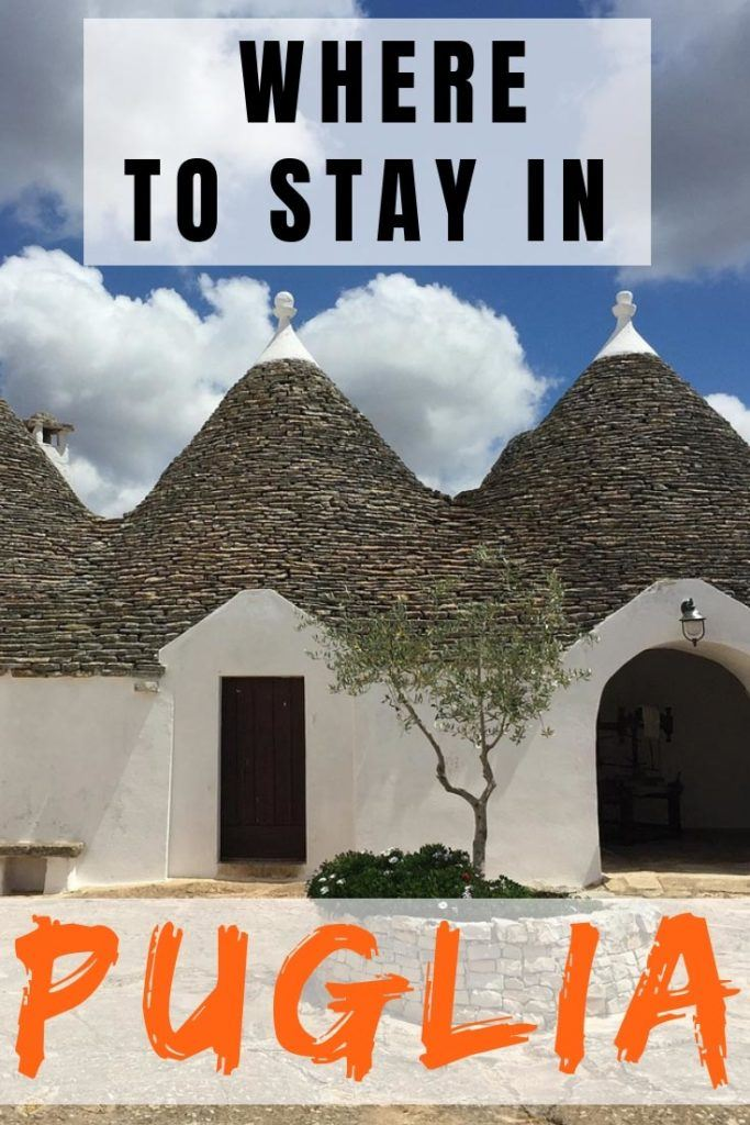 Check out our ultimate guide on where to stay in Puglia. #Puglia #Apulia #BestHotels