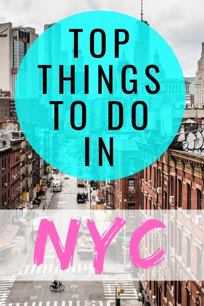 Check out our guide to the things to do in NYC. #NewYorkCity #TravelGuide #NYC #USA #travel