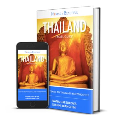 Thailand Guide Cover