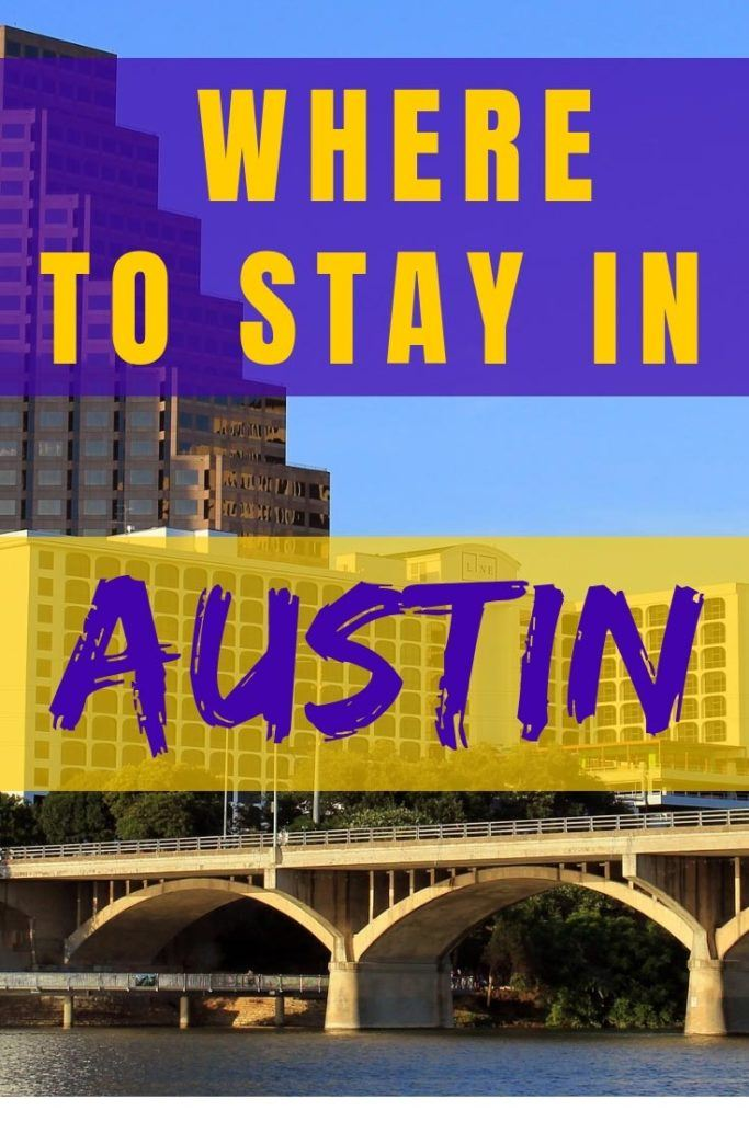 Check out our ultimate guide on where to stay in Austin. #Austin #Texas #besthotels