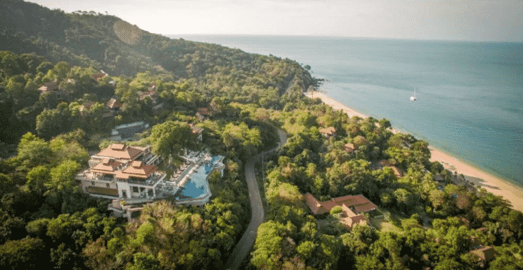 best resorts in Koh Lanta