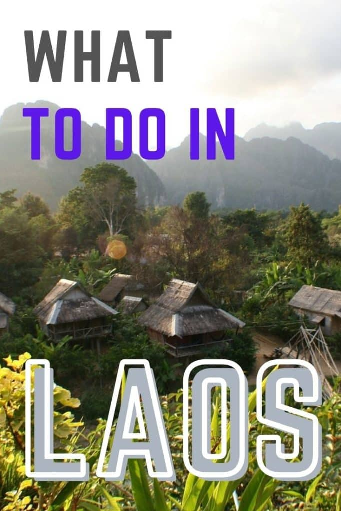 Little-Known Things to See and Do in Laos: Natural, Cultural, Historical Places. #Laos #Asia #travel in Laos #SE Asia