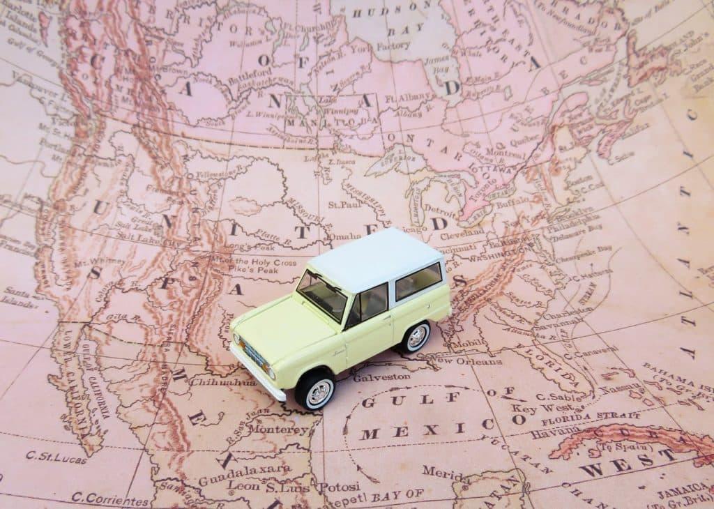plan road trip