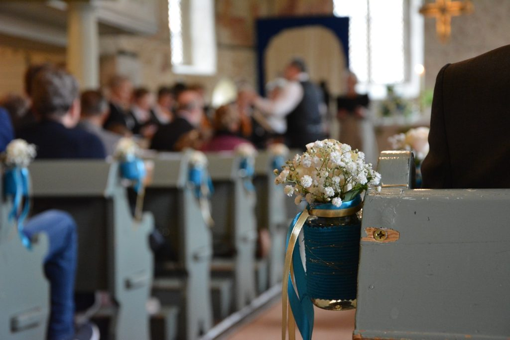 Destination Wedding Guests